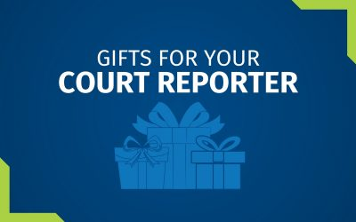 Gifts for Your Court Reporter