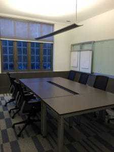 Maxwell Chambers Breakout Room - Image by Tom Feissner
