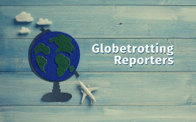 The Amazing Globetrotting Court Reporters (Updated)
