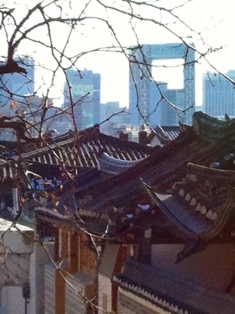 Bukchon, Seoul by Thomas Feissner