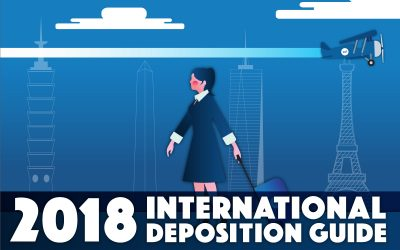 Announcing the 2018 International Deposition Guide