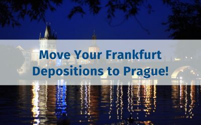 Move Your Frankfurt Depos to Prague!