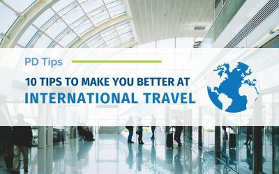 10 Tips to Make You Better at International Travel