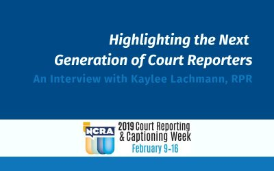 An Interview with Kaylee Lachmann, RPR