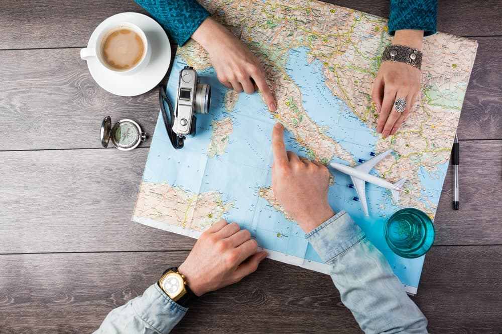It's important to plan for your international travel