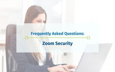 Remote Depositions FAQ Part 2: Zoom Security